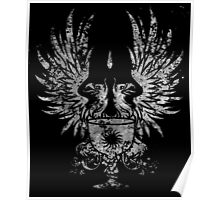 Dragon Age Grey Warden Symbol Poster