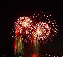 Fireworks by Josh Wyatt