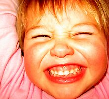 Life is a laughing face ...! by Pieta Pieterse
