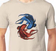 Fighting Fish Unisex T-Shirt