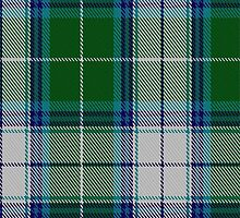 00467 The Blue Spruce Fashion Tartan  by Detnecs2013