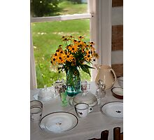 Colonial Luncheon Photographic Print