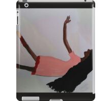 Girl in the Pink Dress/ Fallen  Angel iPad Case/Skin