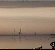 Space Shuttle Launch Pads by mimsjodi