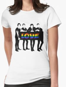 One Direction 1 Womens Fitted T-Shirt