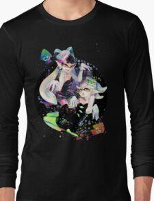 SQUID SISTERS Long Sleeve T-Shirt