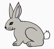Rabbit Baby Tee