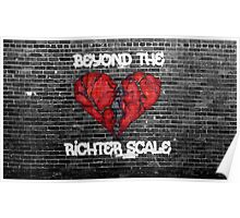 Beyond the Richter Scale Poster
