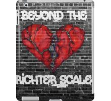 Beyond the Richter Scale iPad Case/Skin