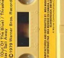 Neil Young Rust Never Sleeps Cassette Tape Sticker