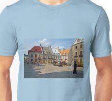 Place Royale - A restored historic site rooted in time Unisex T-Shirt