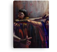 Fatality Canvas Print