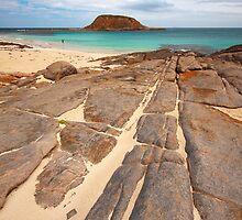 Secret Beach by joel Durbridge