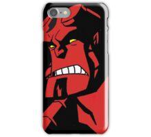 Hellboy iPhone Case/Skin