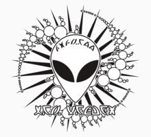 UFO Alien Roswell New Mexico Design 1 by Jeffery Wright
