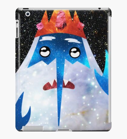 Adventure Time - Ice King 2 - TV iPad Case/Skin
