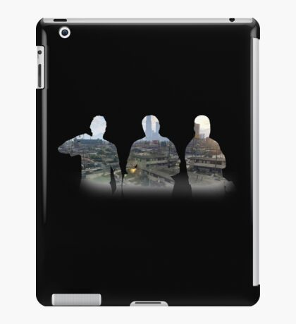 Franklin, Michael and Trevor iPad Case/Skin