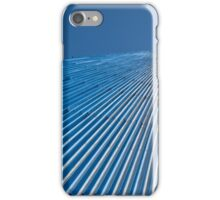Blue on blue iPhone Case/Skin