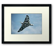 The Mighty Vulcan Framed Print
