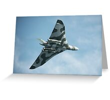 The Mighty Vulcan Greeting Card