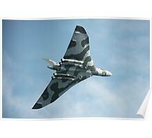 The Mighty Vulcan Poster