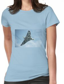 The Mighty Vulcan Womens Fitted T-Shirt