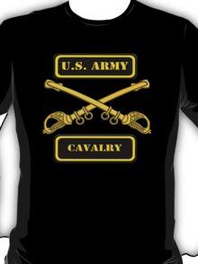 Army Cavalry T-Shirt T-Shirt