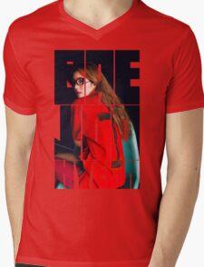 Red Velvet Irene 'Bae Joo Hyeon' Mens V-Neck T-Shirt