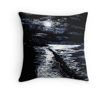 Cool Seas Throw Pillow