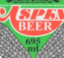 Aspen Beer Sticker