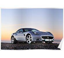 Ferrari California .... Poster