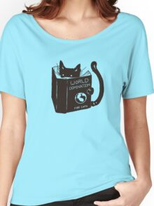 Cats Will Be Cats Women's Relaxed Fit T-Shirt