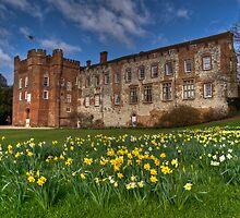Farnham Castle by JMHPhotography