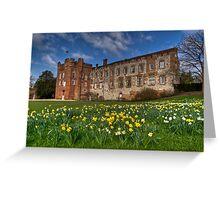 Farnham Castle Greeting Card
