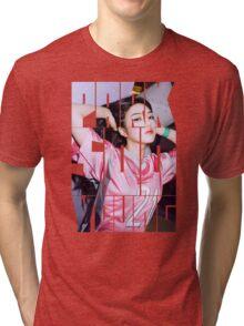 Red Velvet Joy 'Park Soo Young' Tri-blend T-Shirt