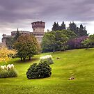 Medici Fortress of Volterra by paolo1955