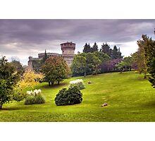Medici Fortress of Volterra Photographic Print