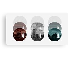 410 // Baltimore Canvas Print