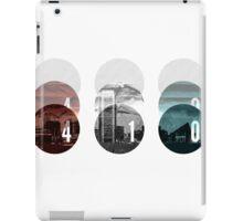 410 // Baltimore iPad Case/Skin