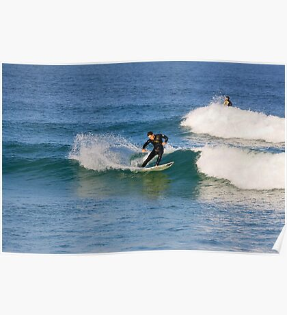 Surfing In Florida 2 Poster