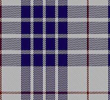00471 Buchanan Dress Blue Dance Tartan  by Detnecs2013
