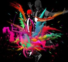 Colourful Dancer by MartZx