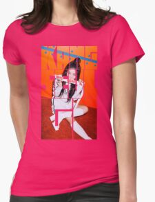 Red Velvet Seulgi 'Kang Seul Gi' Womens Fitted T-Shirt