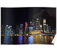 Singapore Sojourn Poster