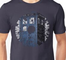 Doctor Who Quotes Tardis  Unisex T-Shirt