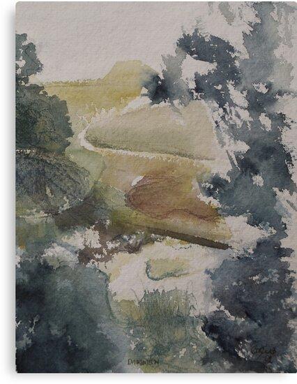 The pond by Catrin Stahl-Szarka