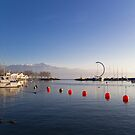 Harbour of Ouchy by Philippe Julien