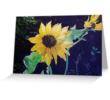 Shadows lifted Greeting Card