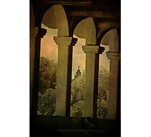 Arches & Salvation Photographic Print