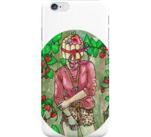 strawberry charlotte iPhone Case/Skin